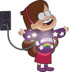 Mabel Pines es la hermana melliza mayor de Dipper Pines. Energética y optimista, Mabel saca lo mejor de cada situación con una gran sonrisa de boba mientras que molesta a Dipper. En algún momento durante el mes de Junio, Mabel y su hermano mellizo, Dipper, fueron trasladados de Piedmont, California al pueblo de Gravity Falls, Oregón para visitar al Gran Tío Stan. Mabel creyó que era su oportunidad de tener un épico romance durante el Verano. Se da cuenta de su gran obsesión hacia los…