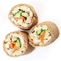 Chicken Salad Sushi Rolls Recipe on Yummly. @yummly #recipe