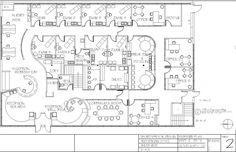 Contemporary Office : Pediatric Office Floor Plan By Sherri Vest At Coroflot ~ Glubdub