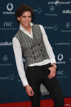Mika @ Laureus World Sports Awards 10-03-2010 in Dubai