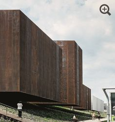 DARK MATTER: MUSÉE SOULAGES IN RODEZ BY RCR ARQUITECTES