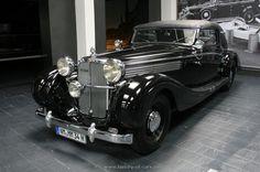 1938 Maybach SW38 Sport-Cabriolet