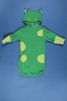 Froggy Sleeping Bag