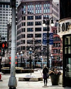 New inspiration! #Detroit. Peter Mays photographer.