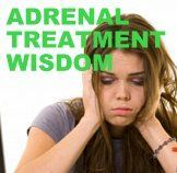 Wisdom in your treatment of adrenal issues - Stop The Thyroid Madness