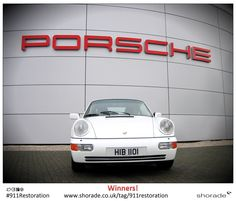 """The team from Porsche Centre Sutton Coldfield and Shorade Accident Repair Centre are delighted to announce that Porsche  Cars Great Britain have awarded us """"Overall Winners"""" of the recent #911Restoration competition which was judged at the Porsche Experience Centre Saturday on Marketing, Display & Restoration.   Please visit this link for the Porsche Experience Centre Gallery:"""