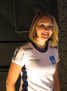 Apresentação jogadoras - Ana Paula - Posição: Levantadora