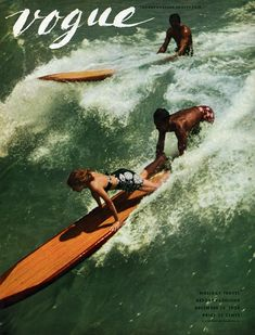 Surfer Girl Style From the Vogue Archives - Vogue