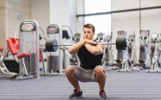 Kyykkyvariaatiot – 9 liikkettä painoilla tai varusteilla