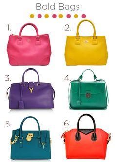 Bold Bags | 5th & Magnolia