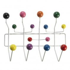 Replica Eames Hang-It-All Coathanger - Accessories Nick Scali Online