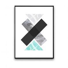 Framed GEA.58 Print