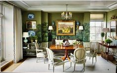 dining interior traditional furniture