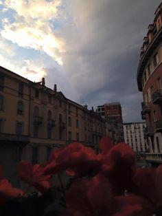 Uragano incipiente in via Podgora