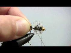Fly Tying Panfish Bugger - YouTube