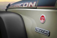 Jeep Rubicon - Recon edition
