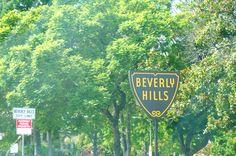 Beverly Hills, le quartier huppé de Los Angeles