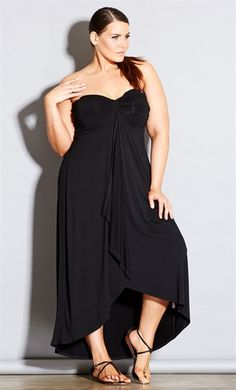This dress makes me think of my Chrysalis Cardi Plus size clothing