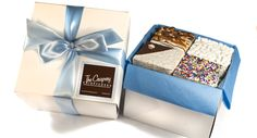 12 CRISPYCAKES, LARGE SAMPLER GIFT BOX by THE CRISPERY on @UDKitchen http://undiscoveredkitchen.com