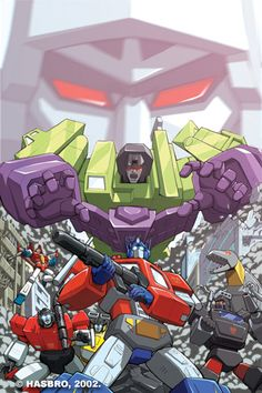 TRANSFORMERS G1 #5 Second Printing