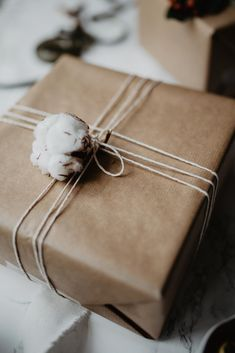 Wrap it up! Chic & Easy Christmas Gift Wrapping