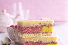 Jemné žloutkové řezy | Apetitonline.cz Dilema, Vanilla Cake, Cupcake Cakes, Cupcakes, Cheesecake, Menu, Cooking Recipes, Favorite Recipes, Sweets