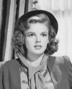 Judy Garland, early 1940s