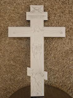 Album – Google+ Byzantine Icons, Wood Crosses, Painting & Drawing, Catholic, Spirituality, Symbols, Letters, Album, Prayers