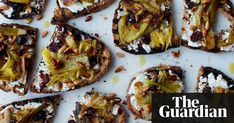 Anna Jones's recipes for leeks and spring onions
