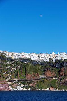 Fira - Santorini (Thira), Greece
