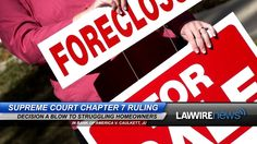 Supreme Court Chapter 7 Ruling | Law Wire News | July 2015