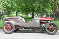 model a ford speedster - Google Search