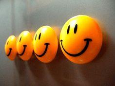 Smileys magnets