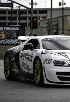 Bugatti Veyron - Gold Rush Rally #petrolified