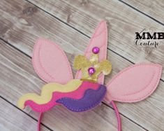 Diadema MLP mi pequeño Pony venda Cosplay princesa
