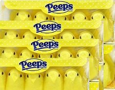 Peeps for My Peeps Printable Treat Bag Topper — A Few Short Cuts