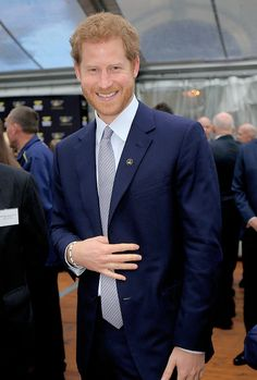 Prince Harry during a function at Admiralty House on June 7th, 2017.