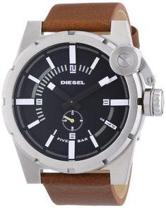 Diesel Herren-Armbanduhr XL Analog Quarz Leder DZ4270 - http://uhr.haus/diesel/diesel-herren-armbanduhr-xl-analog-quarz-leder-6