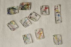 If you grew up in the 80's, like I did, you're probably already familiar with the awesomeness that is Shrinky Dinks ...but did you know that...