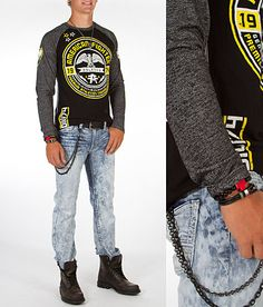 'Young & The Reckless' #buckle #fashion #guysclothes www.buckle.com
