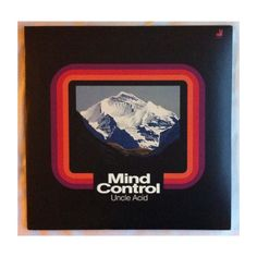 Uncle Acid & the Deadbeats - Mind Control LP by white_devil_problemos