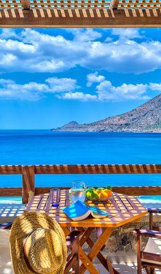 Summer in Crete