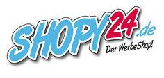 shopy24.de ist der übersichtliche Online-Shop für alle Divisions-Marken. Dort werden alle Werbeprodukte, Dienstleistungen und Informationen gebündelt und mit jeweiligen Preisen ausgezeichnet um einen ersten schnellen Überblick zu ermöglichen. Die Individualkonditionen richten sich stets nach dem Volumen, den örtlichen Gegebenheit und den individuell anzupassenden Konfektionen und Ausstattungen des jeweiligen Auftrages.