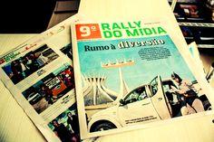 : a capa é nossa!: #2ellisComunicação #rallydomídia2013