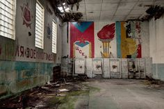 This Is Detroit Detroit Abandoned And City - 24 mysterious haunting abandoned buildings soviet union