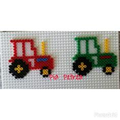 Traktorer midi Made by Pia Petrea