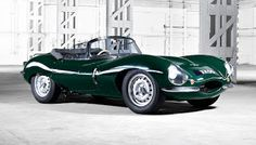 The Jaguar XKSS was a road-going adaptation of the Jaguar D-Type racing sports…