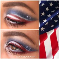 4th of July Makeup Ideas and Tutorials: Absolutely Simple & Fabulous!