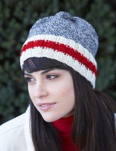 free pattern - intermediate - #4 yarn - Set of four size 4.5 mm (U.S. 7) double-pointed knitting needles