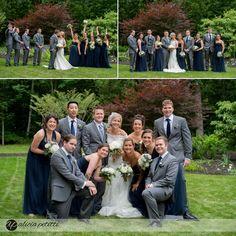 Backyard Wedding -Thompson CT - Photos by Alicia Petitti Photography